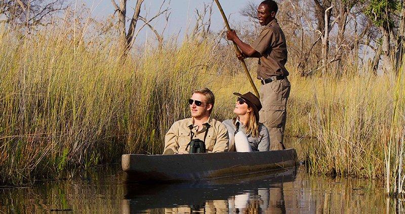 Botswana-Okavango-Xakanaxa-Mokoro