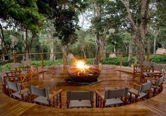 Congo-Odzala-Ngaga-Camp-Fire-Pit