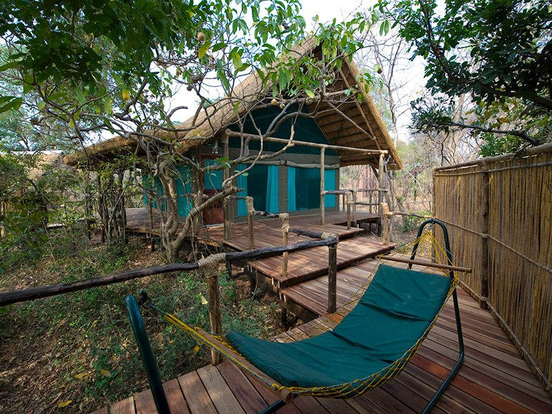 Malawi-Liwonde-MvuuLodge-TentView