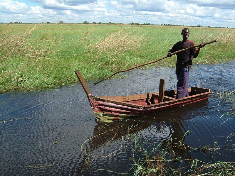 Zambia-Kafue-Shumba