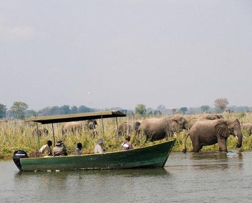 Malawi-Liwonde-MvuuLodge-BoatTrip